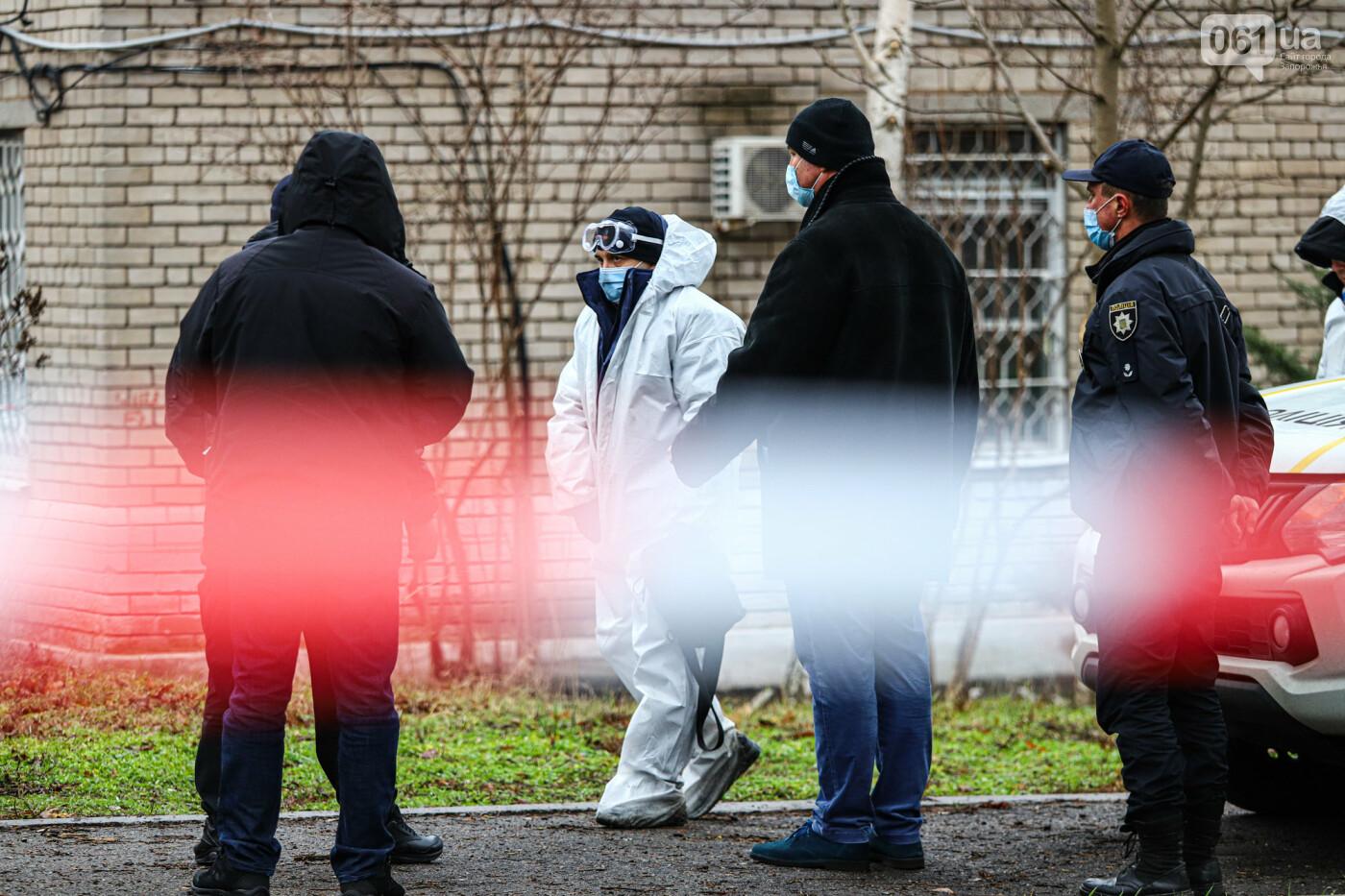 Пожар в Запорожской инфекционной больнице: все подробности происшествия, - ФОТОРЕПОРТАЖ , фото-23