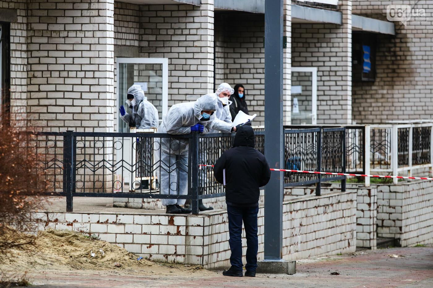 Пожар в Запорожской инфекционной больнице: все подробности происшествия, - ФОТОРЕПОРТАЖ , фото-25