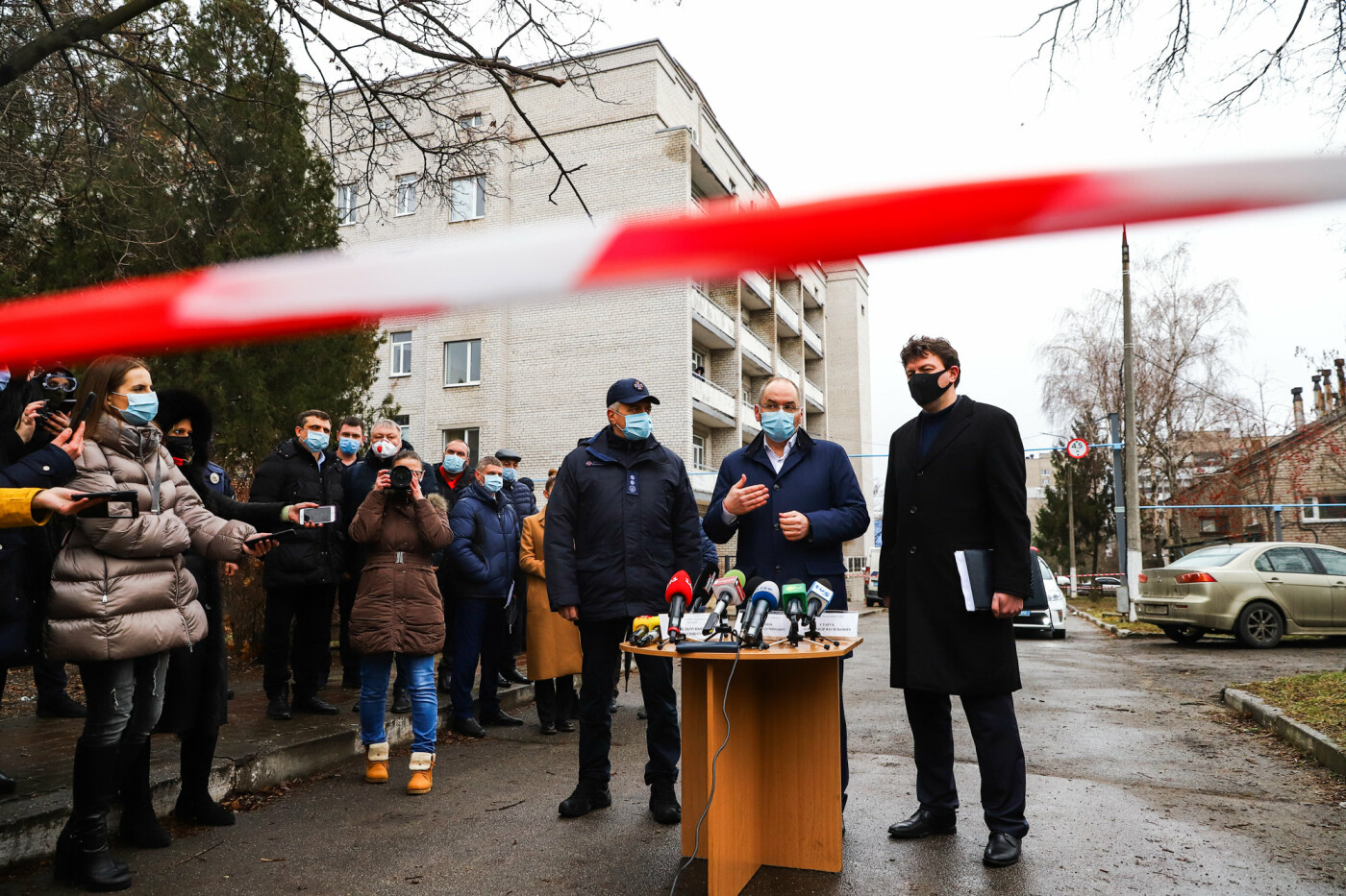 Пожар в Запорожской инфекционной больнице: все подробности происшествия, - ФОТОРЕПОРТАЖ , фото-32