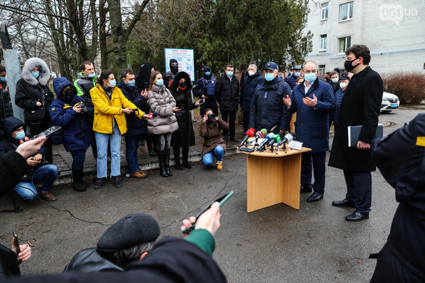 Пожар в Запорожской инфекционной больнице: все подробности происшествия, - ФОТОРЕПОРТАЖ , фото-34