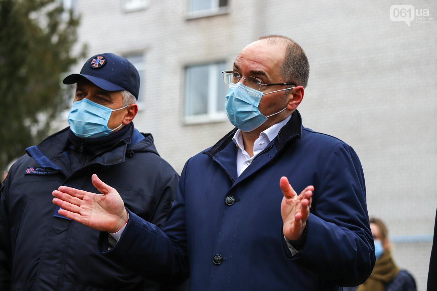 Пожар в Запорожской инфекционной больнице: все подробности происшествия, - ФОТОРЕПОРТАЖ , фото-38