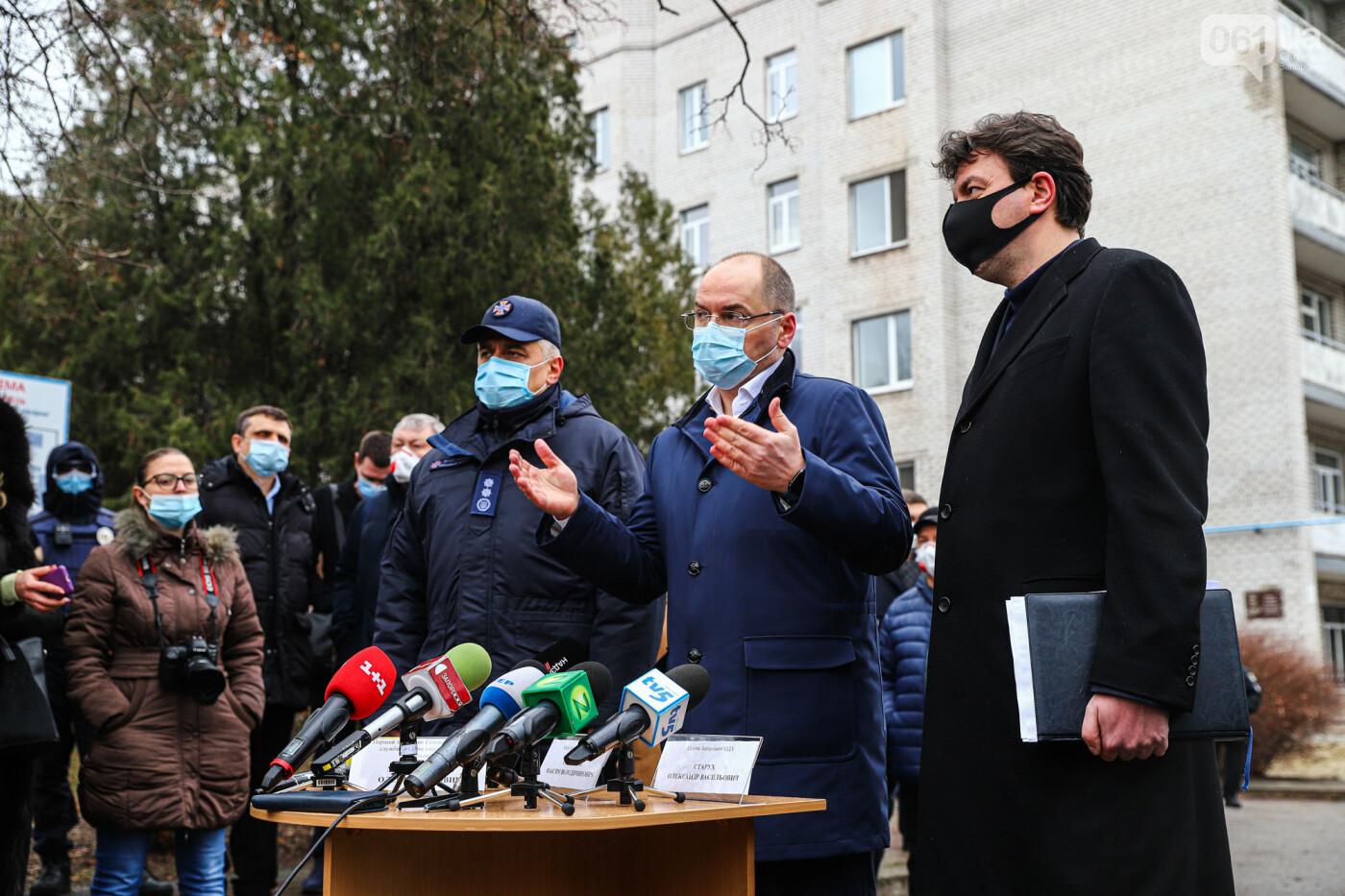 Пожар в Запорожской инфекционной больнице: все подробности происшествия, - ФОТОРЕПОРТАЖ , фото-39