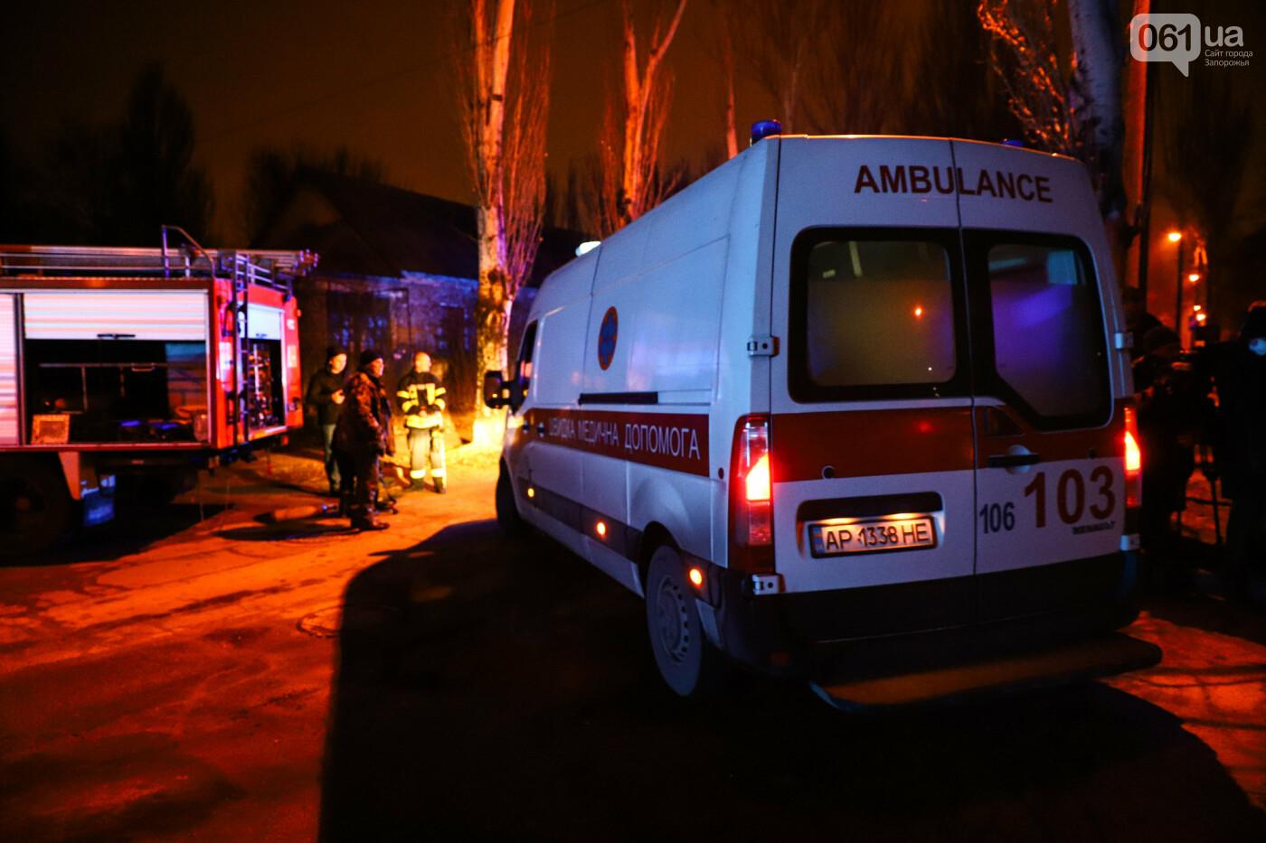 Пожар в Запорожской инфекционной больнице: все подробности происшествия, - ФОТОРЕПОРТАЖ , фото-6