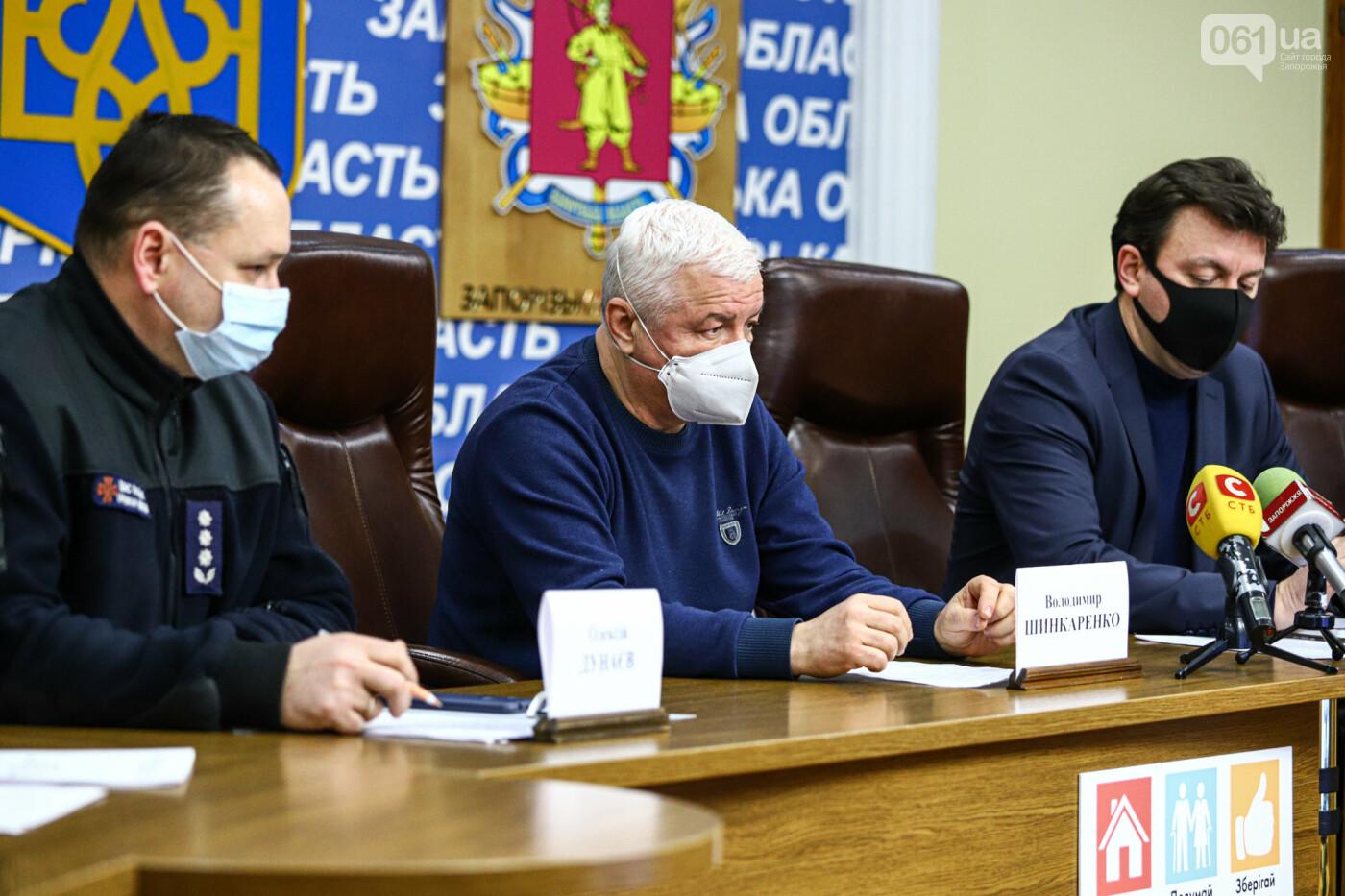 Пожар в Запорожской инфекционной больнице: все подробности происшествия, - ФОТОРЕПОРТАЖ , фото-13