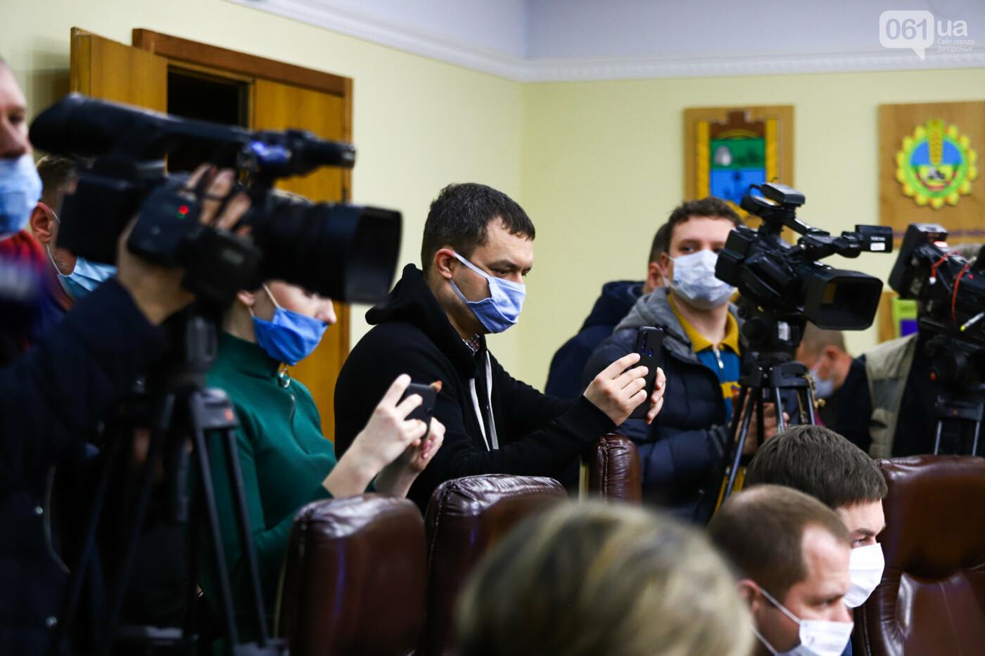 Пожар в Запорожской инфекционной больнице: все подробности происшествия, - ФОТОРЕПОРТАЖ , фото-14