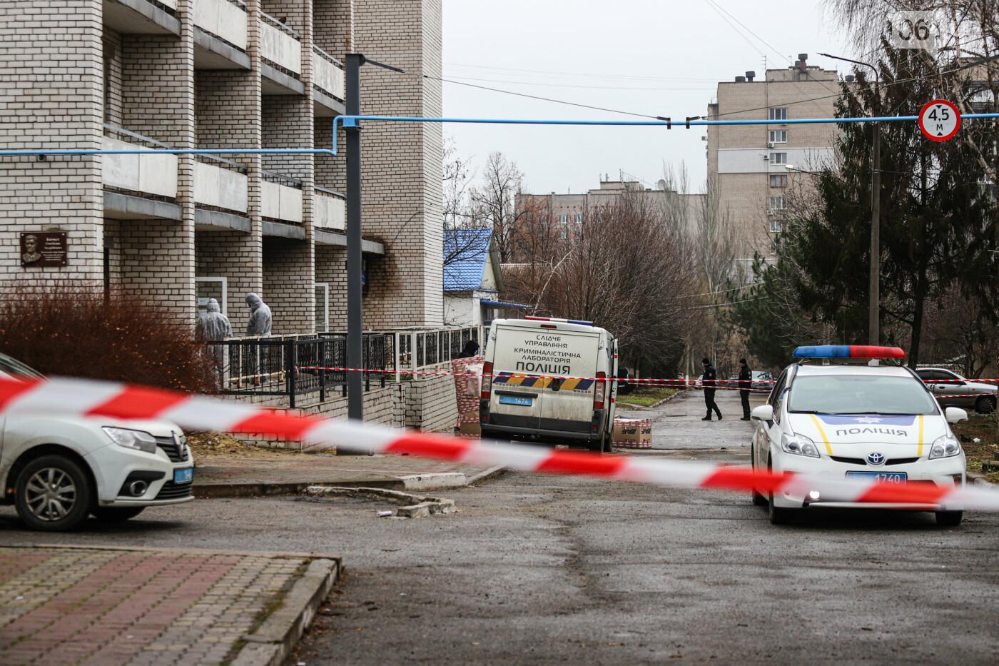 Пожар в Запорожской инфекционной больнице: все подробности происшествия, - ФОТОРЕПОРТАЖ , фото-17
