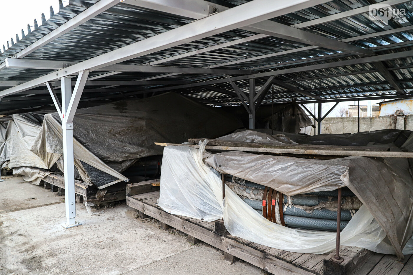 Кран с иностранной пропиской, ванты и металл: строительство запорожских мостов в фотографиях, фото-27
