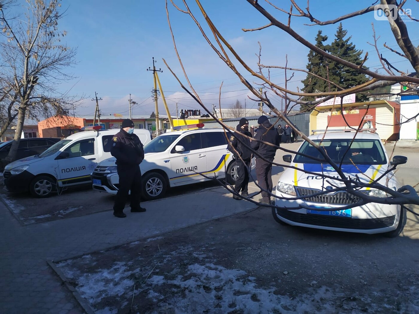 Под Запорожьем снова напали на приемную депутата облсовета - в полиции открыли уголовное производство , фото-5