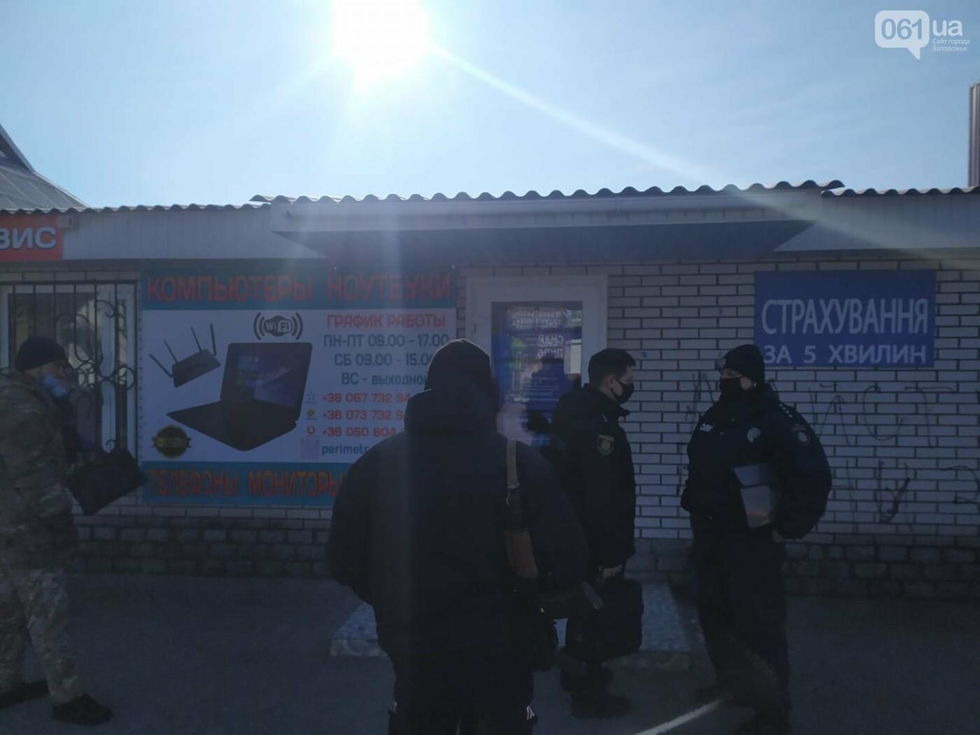 Под Запорожьем снова напали на приемную депутата облсовета - в полиции открыли уголовное производство , фото-6