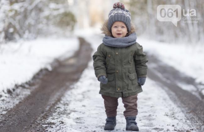 Как одевать ребенка зимой, чтобы избежать болезней, фото-1