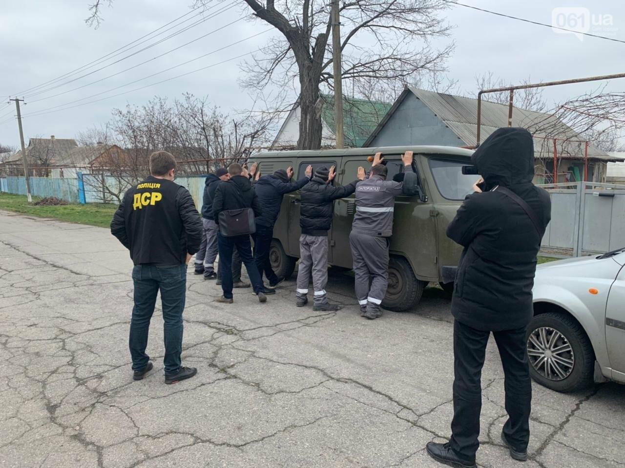 "Сотрудник ""Запорожгаза"" требовал взятку за перепланировку уличного газопровода , фото-1"