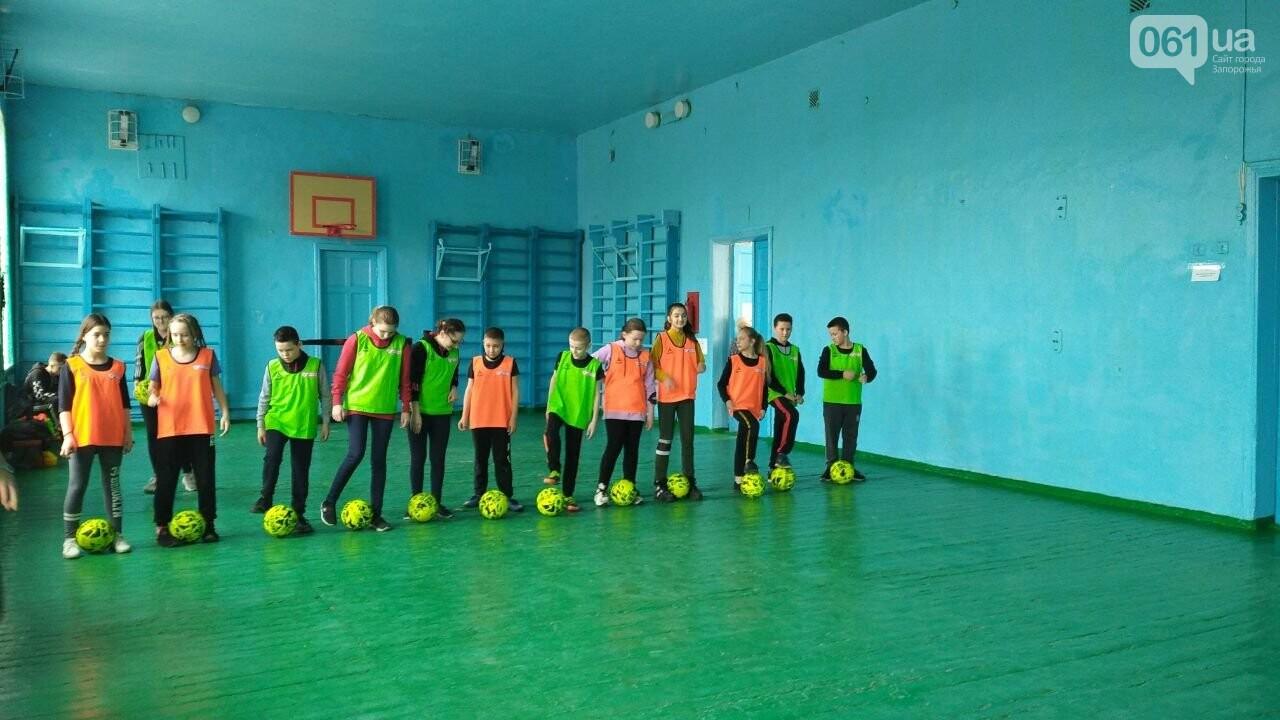 Спорт для всіх. Як проєкт «Так, я можу!» створює умови для інклюзивних занять футболом для дітей з особливими потребами у Запорізькій області, фото-2