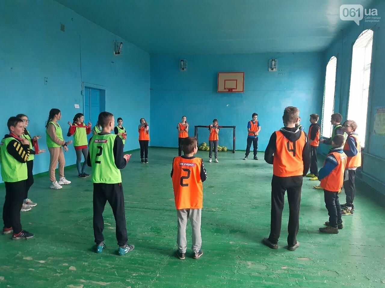 Спорт для всіх. Як проєкт «Так, я можу!» створює умови для інклюзивних занять футболом для дітей з особливими потребами у Запорізькій області, фото-3