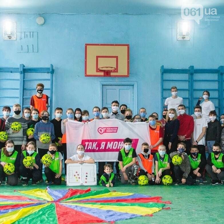 Спорт для всіх. Як проєкт «Так, я можу!» створює умови для інклюзивних занять футболом для дітей з особливими потребами у Запорізькій області, фото-1