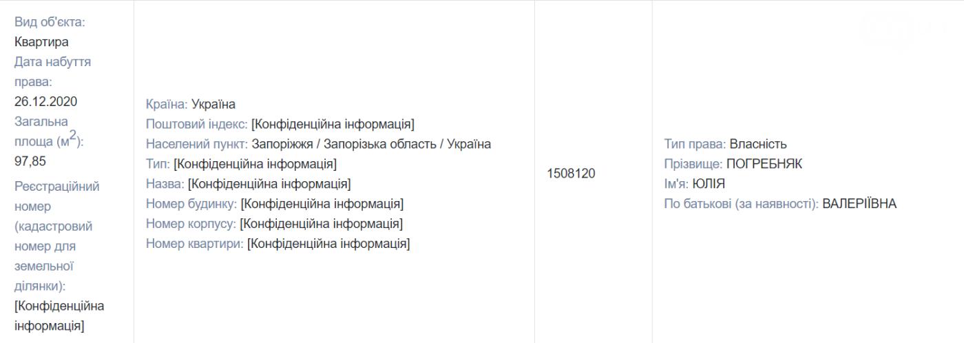 Запорожский нардеп продал квартиру в три раза дороже от оценочной стоимости , фото-2