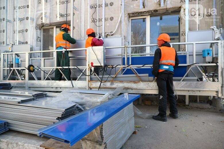Министр развития громад раскритиковал темпы реконструкции приемного отделения Запорожской областной больницы , фото-1