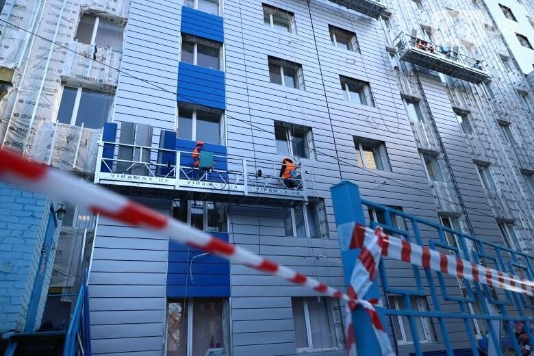 Министр развития громад раскритиковал темпы реконструкции приемного отделения Запорожской областной больницы , фото-2