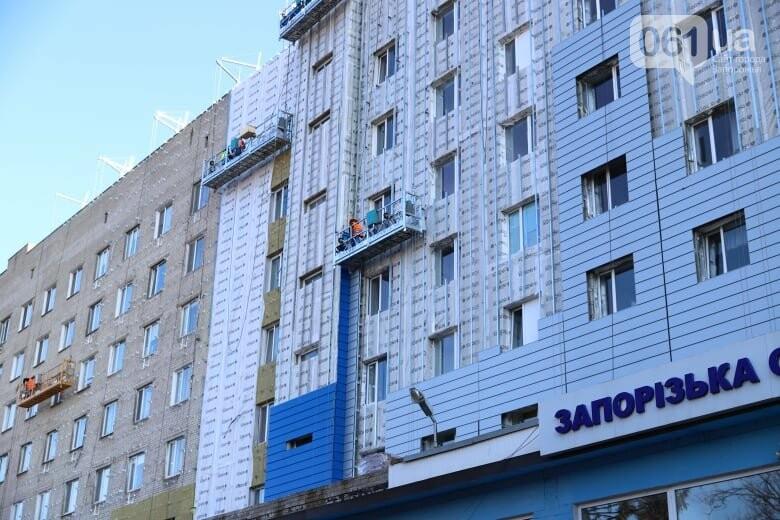Министр развития громад раскритиковал темпы реконструкции приемного отделения Запорожской областной больницы , фото-3