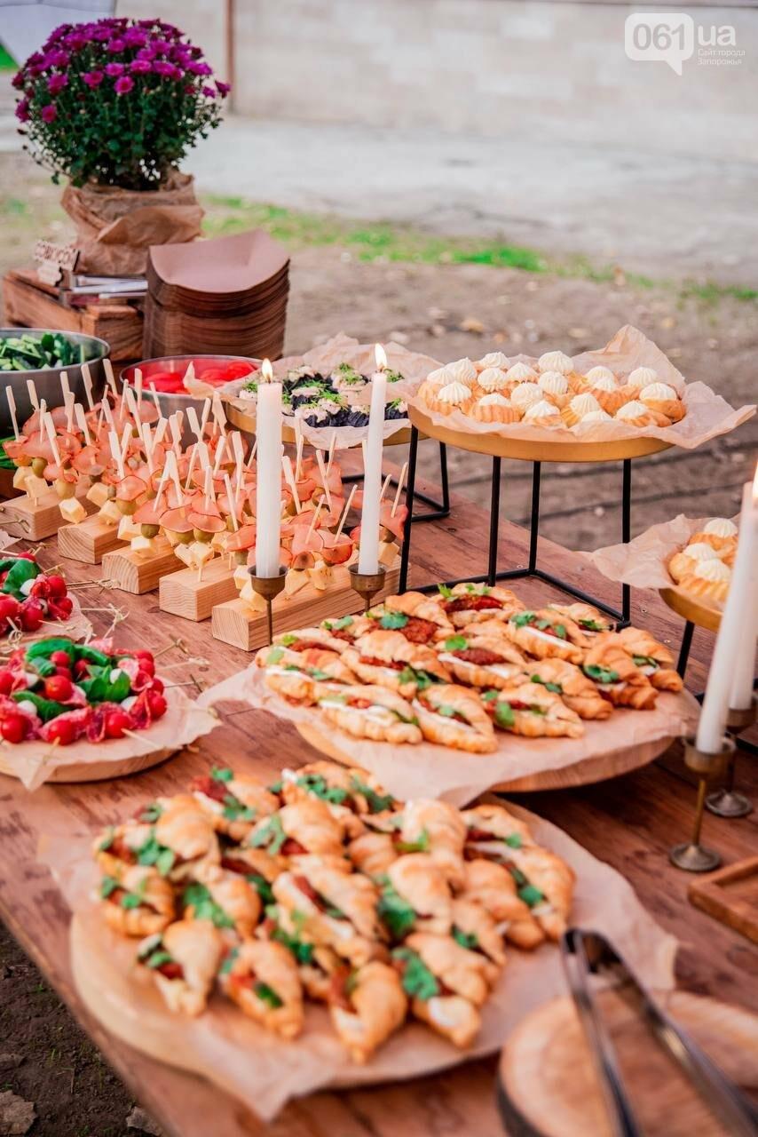 Кейтеринг-сервис «Со Вкусом» в Запорожье – это всегда вкусно, эстетично и с заботой об экологии, фото-4