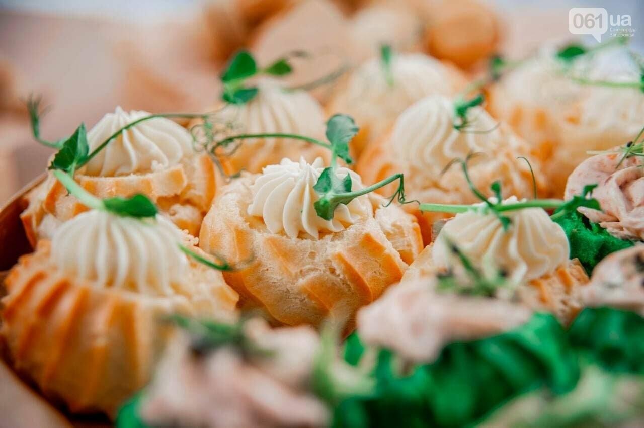 Кейтеринг-сервис «Со Вкусом» в Запорожье – это всегда вкусно, эстетично и с заботой об экологии, фото-26