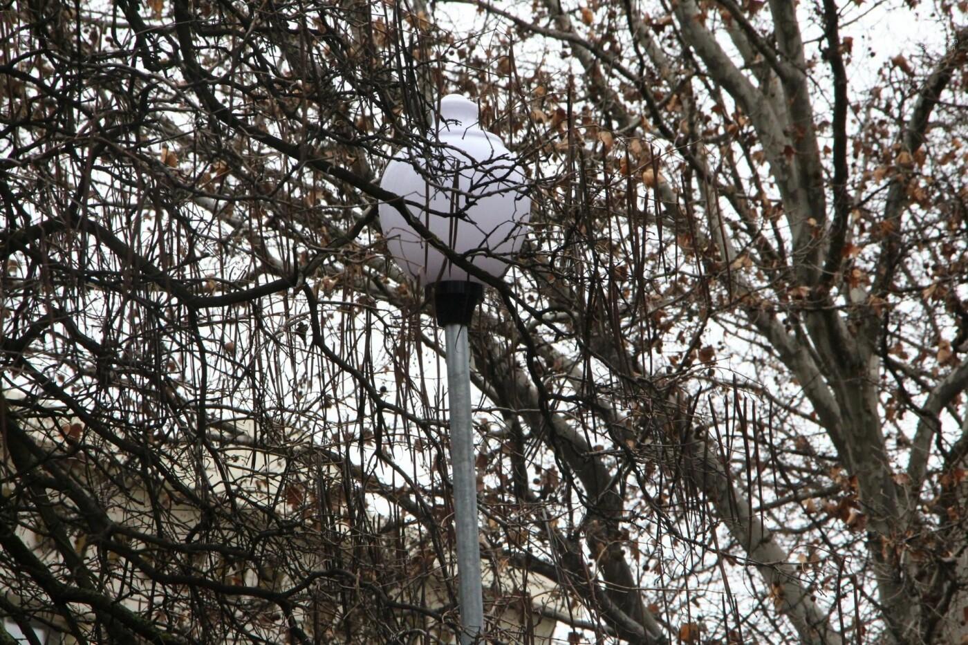 В Запорожье на Металлургов установили новую систему освещения с LED-светильниками, фото-5