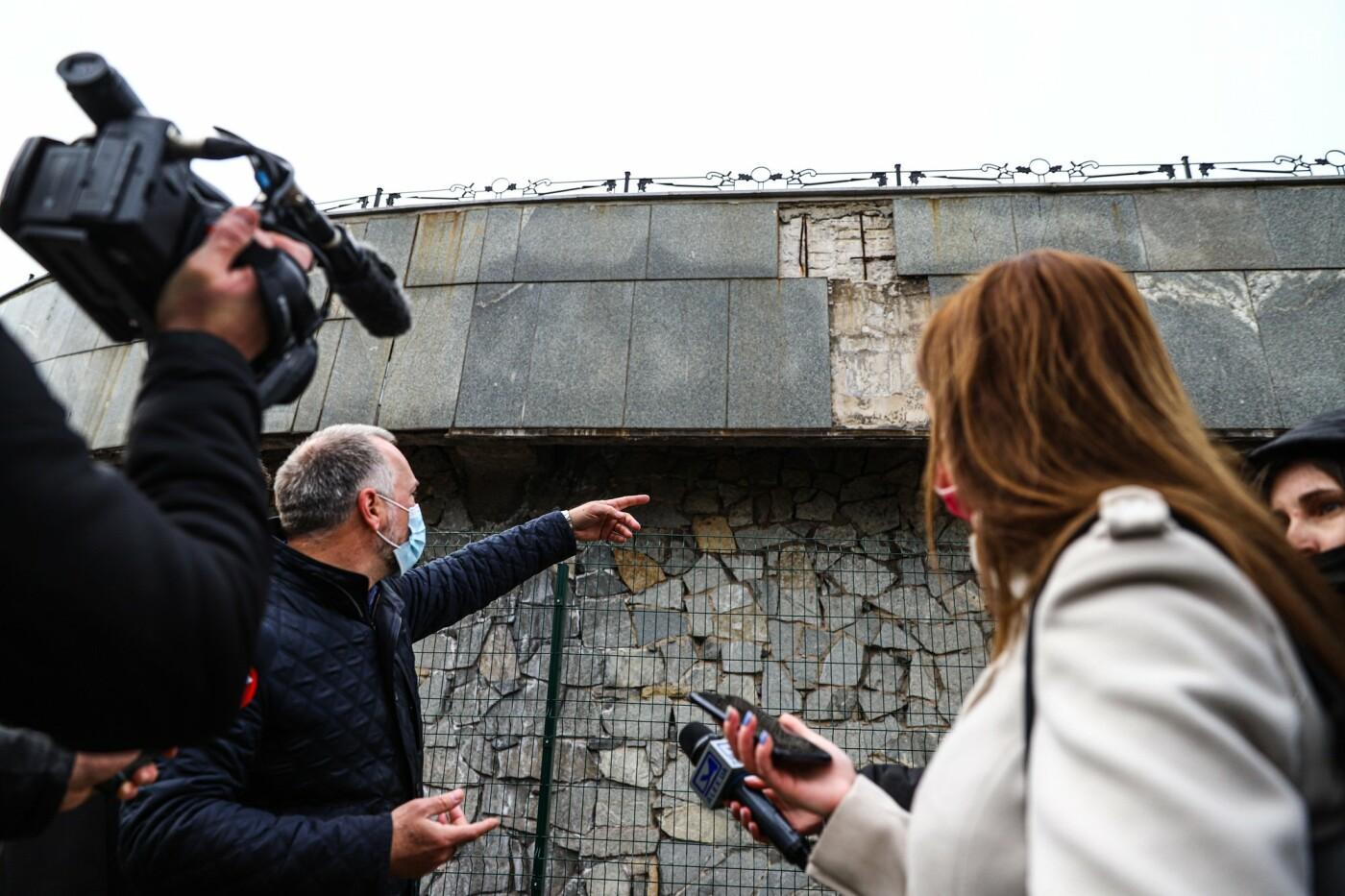 Музей истории запорожского казачества в ожидании реконструкции: как сейчас выглядит аварийное здание, - ФОТОРЕПОРТАЖ, фото-24