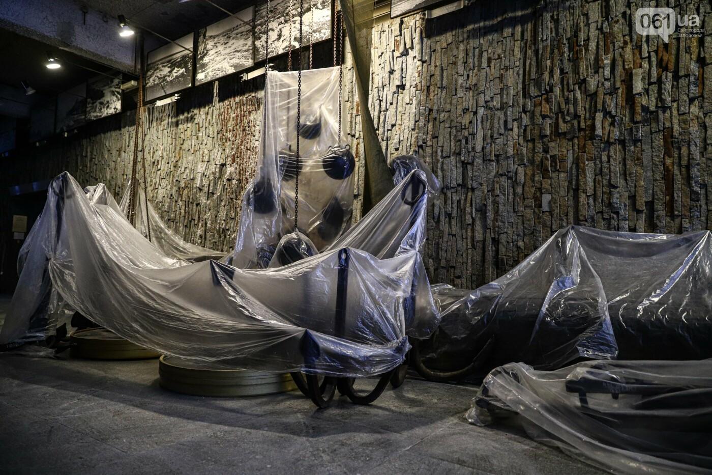 Музей истории запорожского казачества в ожидании реконструкции: как сейчас выглядит аварийное здание, - ФОТОРЕПОРТАЖ, фото-40