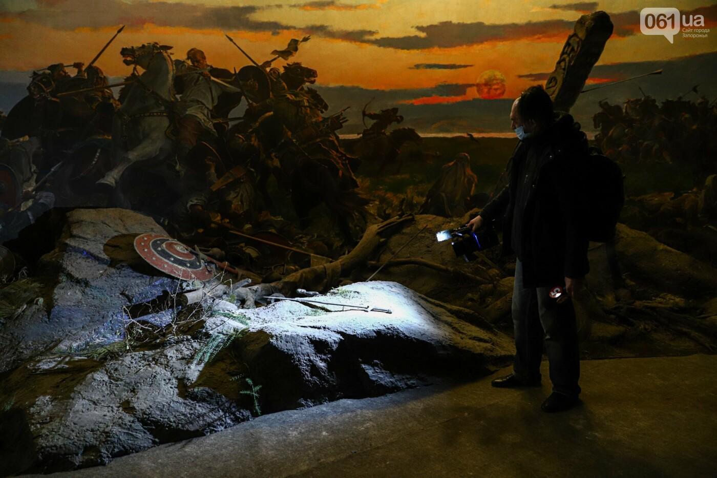 Музей истории запорожского казачества в ожидании реконструкции: как сейчас выглядит аварийное здание, - ФОТОРЕПОРТАЖ, фото-42