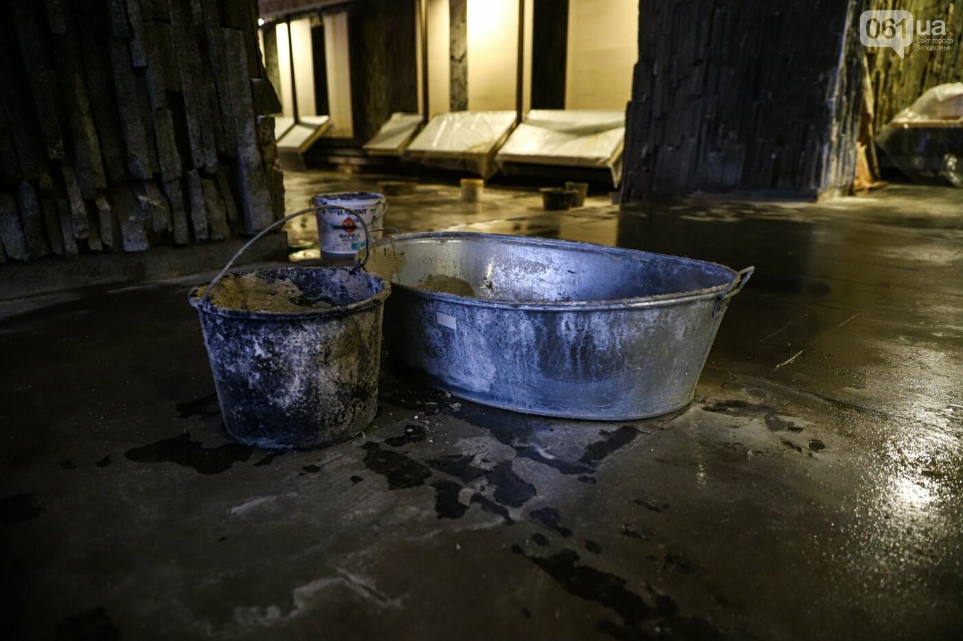 Музей истории запорожского казачества в ожидании реконструкции: как сейчас выглядит аварийное здание, - ФОТОРЕПОРТАЖ, фото-45