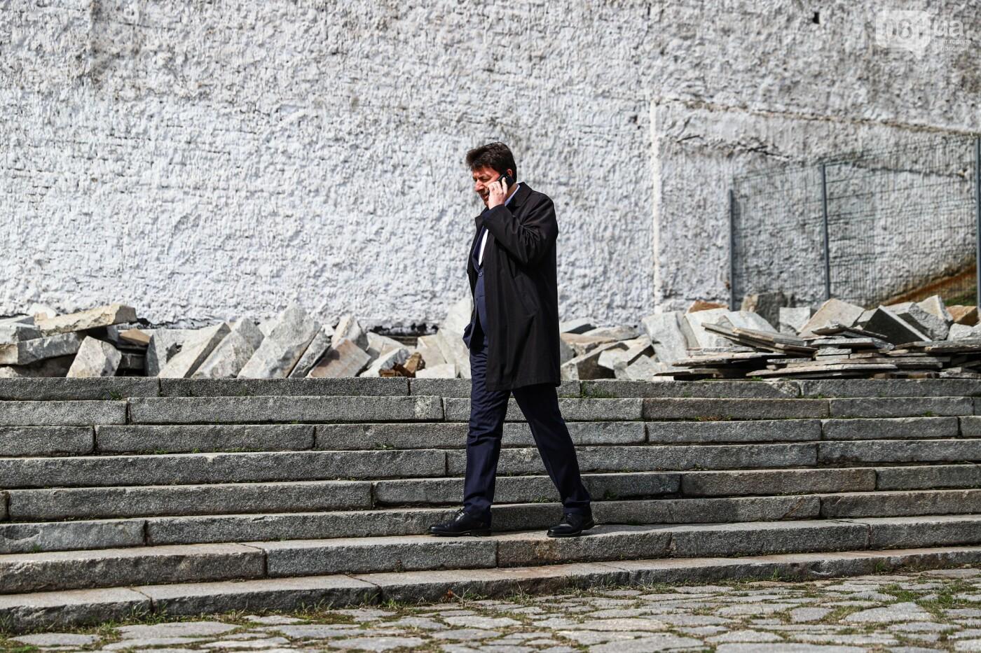 Музей истории запорожского казачества в ожидании реконструкции: как сейчас выглядит аварийное здание, - ФОТОРЕПОРТАЖ, фото-28