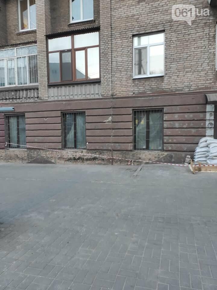 """В Запорожье решили самовольно """"зашить"""" пластиком фасад дома, который входит в ареал Соцгорода, фото-5"""