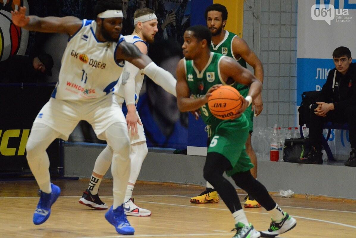 БК «Запорожье» в четвертый раз в сезоне победил БК «Одесса», фото-5
