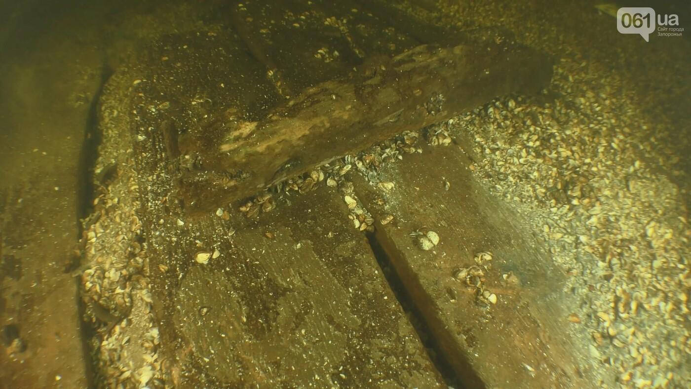 Запорожский археолог рассказал о грузовом судне, которое лежит на дне Днепра, - ФОТО , фото-1