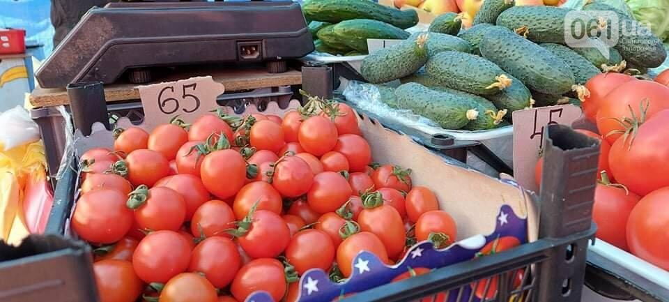 От брокколи до клубники: в Запорожье на рынках появились сезонные овощи, фото-2