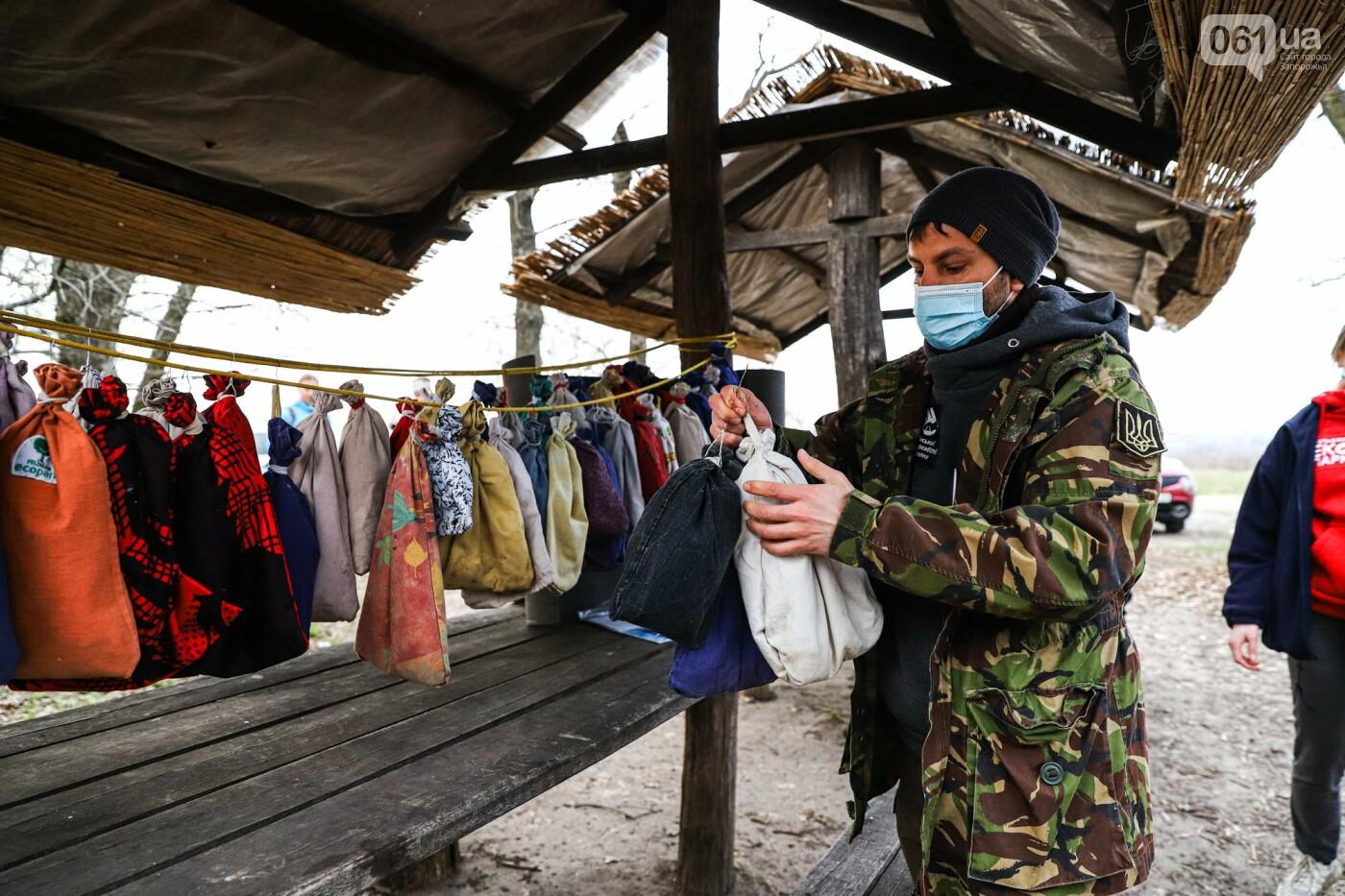 На Хортице выпустили более 700 летучих мышей, спасенных волонтерами, - ФОТОРЕПОРТАЖ, фото-15