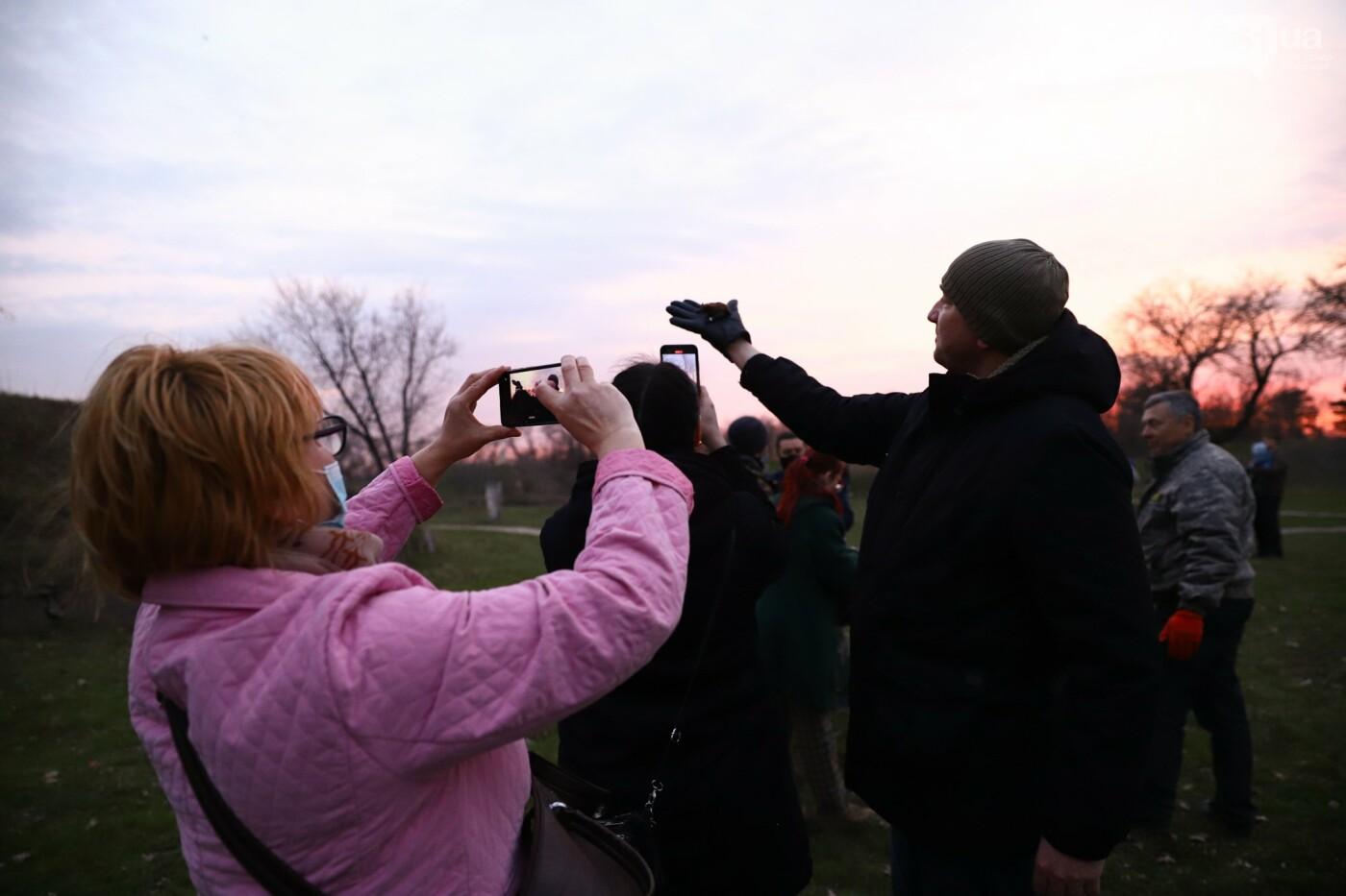На Хортице выпустили более 700 летучих мышей, спасенных волонтерами, - ФОТОРЕПОРТАЖ, фото-26