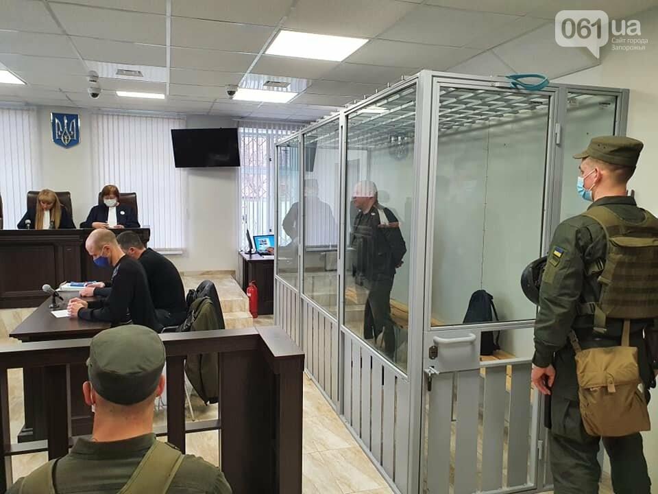 В Запорожье суд продлил арест экс-смотрящему Евгению Анисимову, фото-1