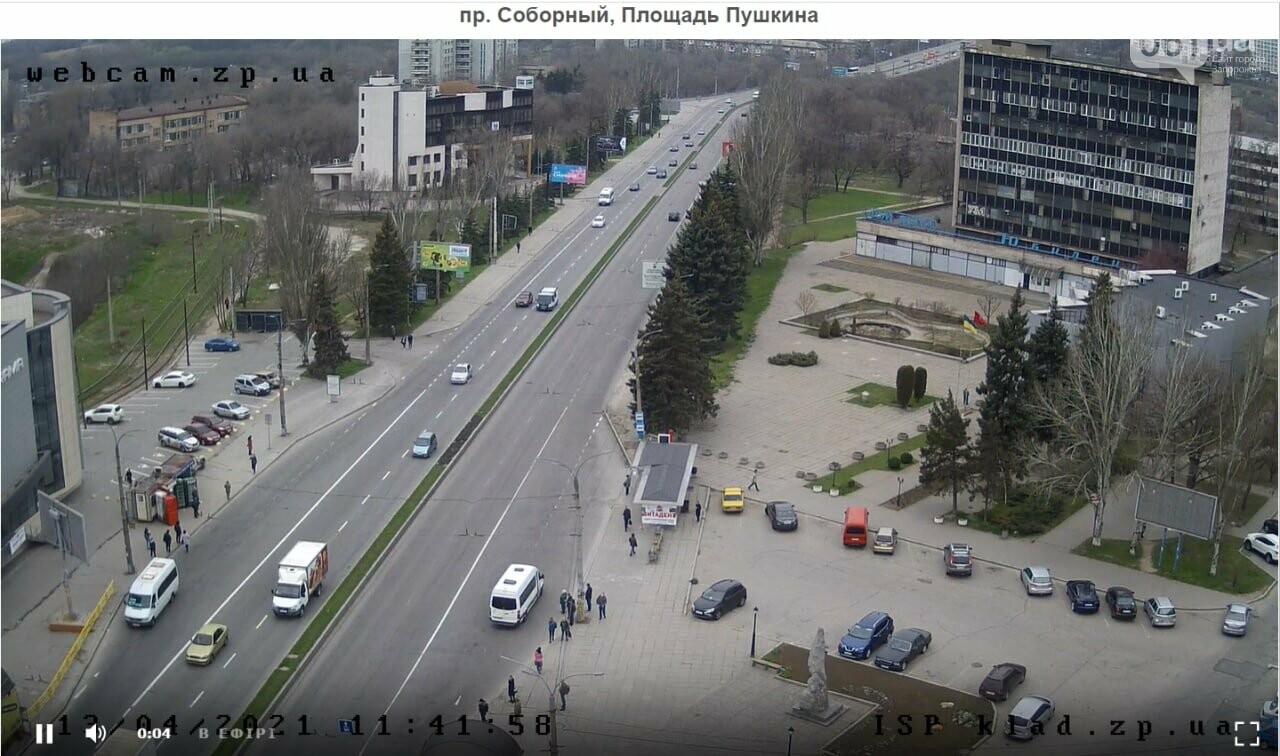В Запорожье водители маршруток и автобусов игнорируют транспортные ограничения и продолжают возить пассажиров, - ФОТО , фото-7