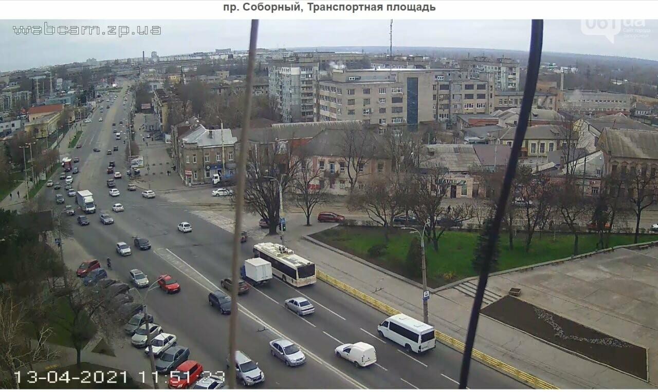 В Запорожье водители маршруток и автобусов игнорируют транспортные ограничения и продолжают возить пассажиров, - ФОТО , фото-10