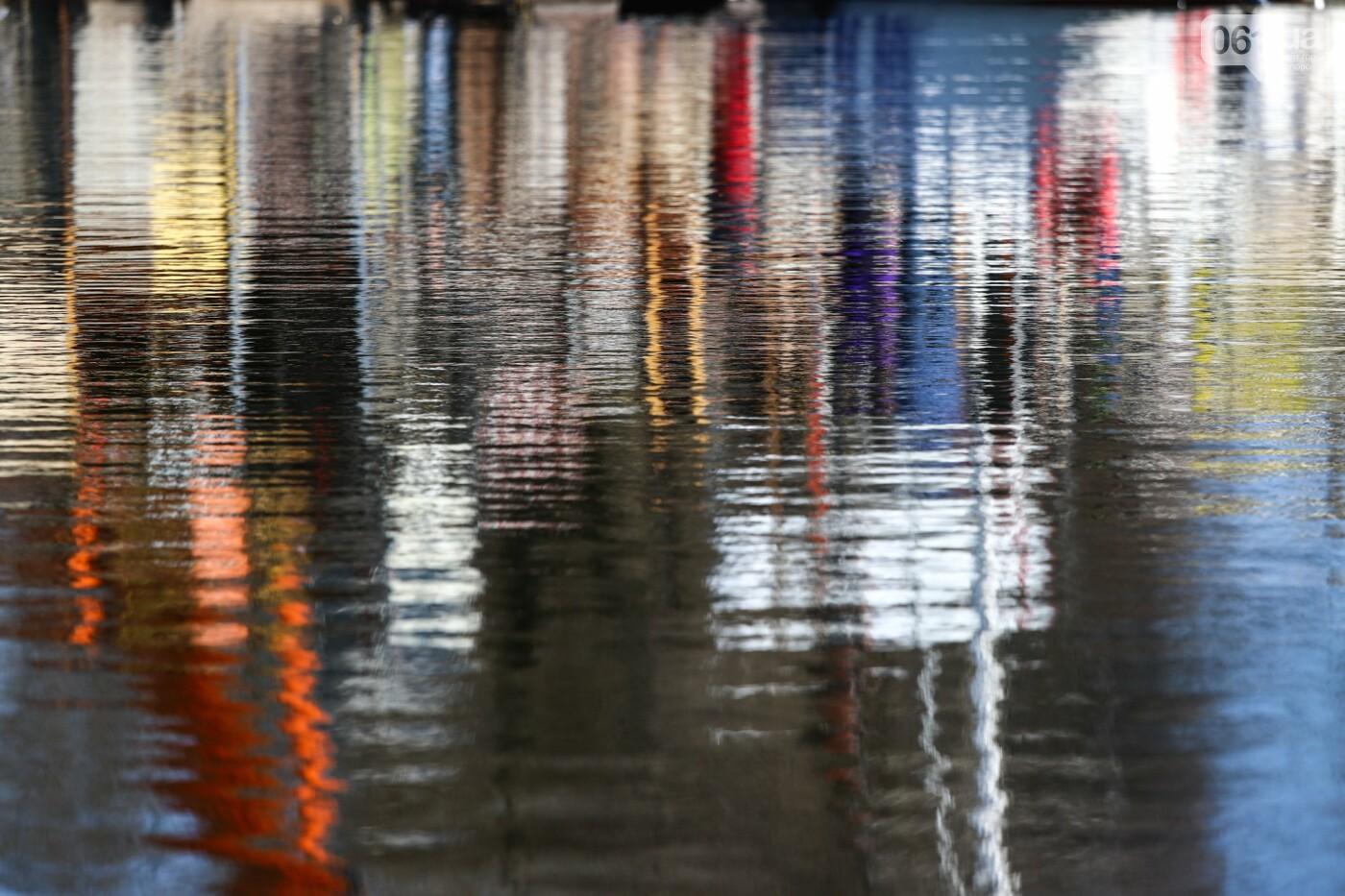 «Семь футов под килем!»: как в запорожском яхт-клубе спускали судна на воду, - ФОТОРЕПОРТАЖ , фото-28