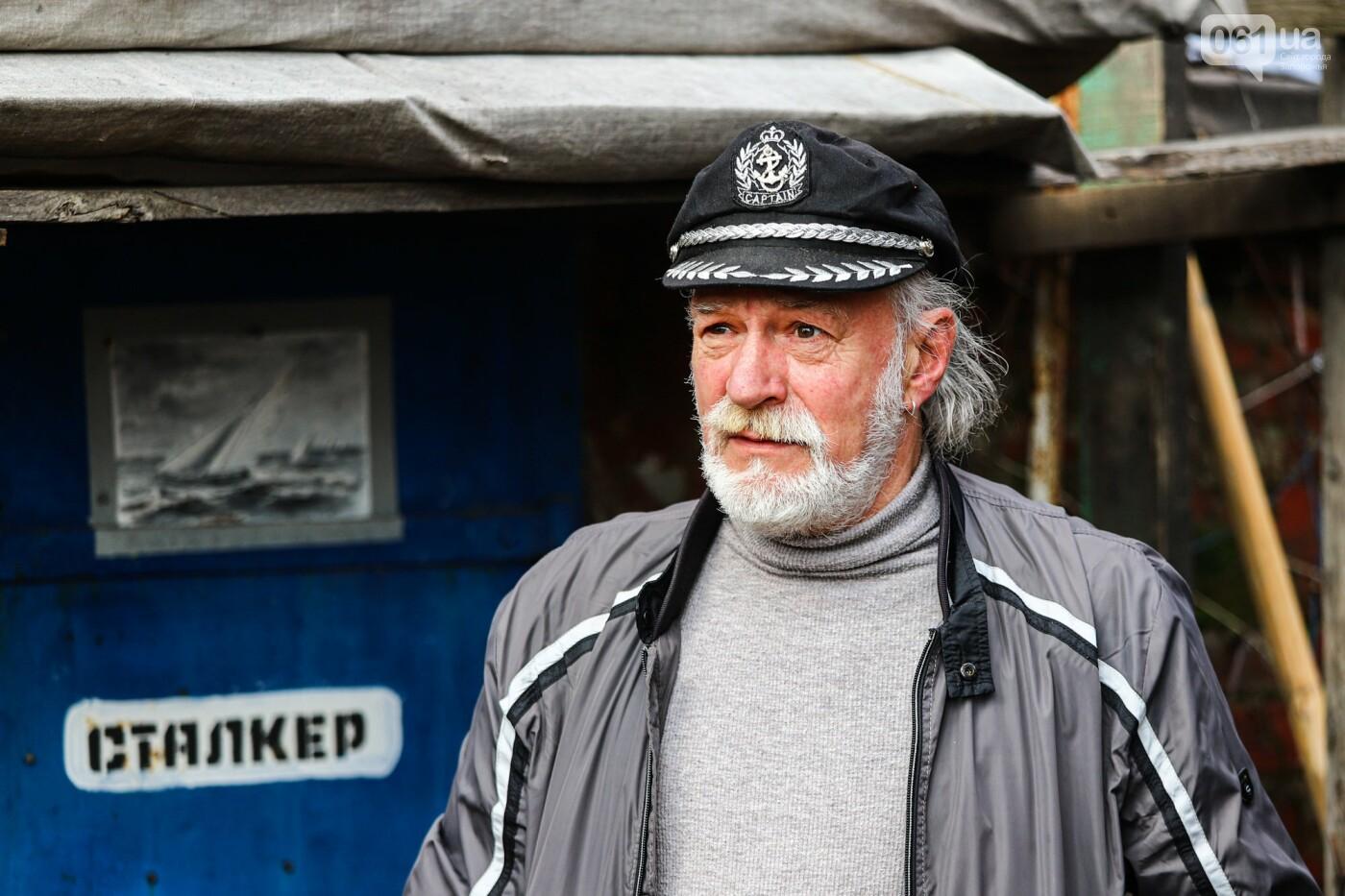 «Семь футов под килем!»: как в запорожском яхт-клубе спускали судна на воду, - ФОТОРЕПОРТАЖ , фото-45