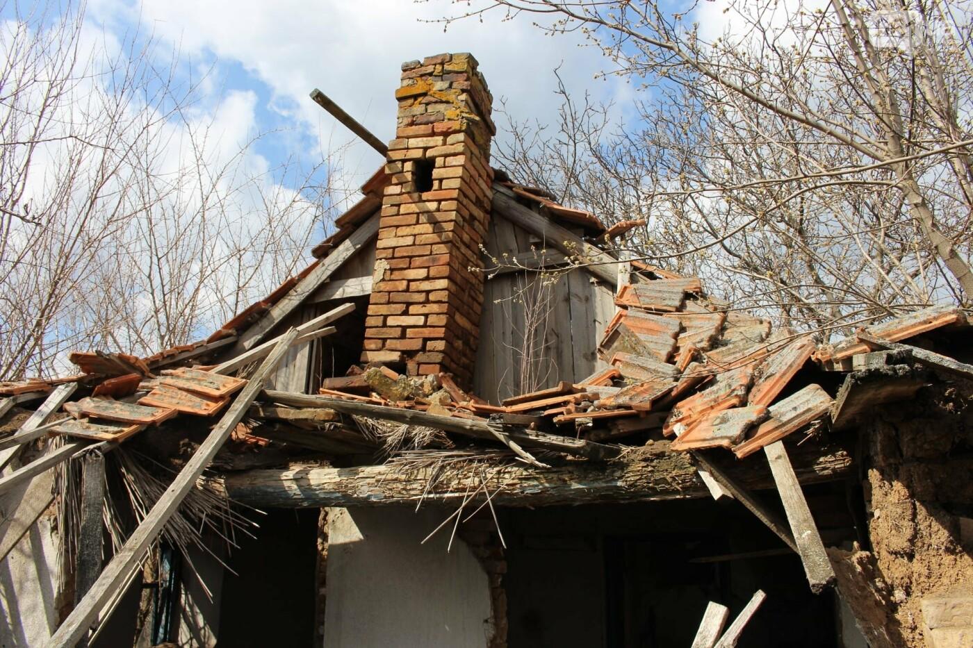 В Запорожской области от села, которое основали богатые селяне на землях меннонитов, осталось всего два дома , фото-14