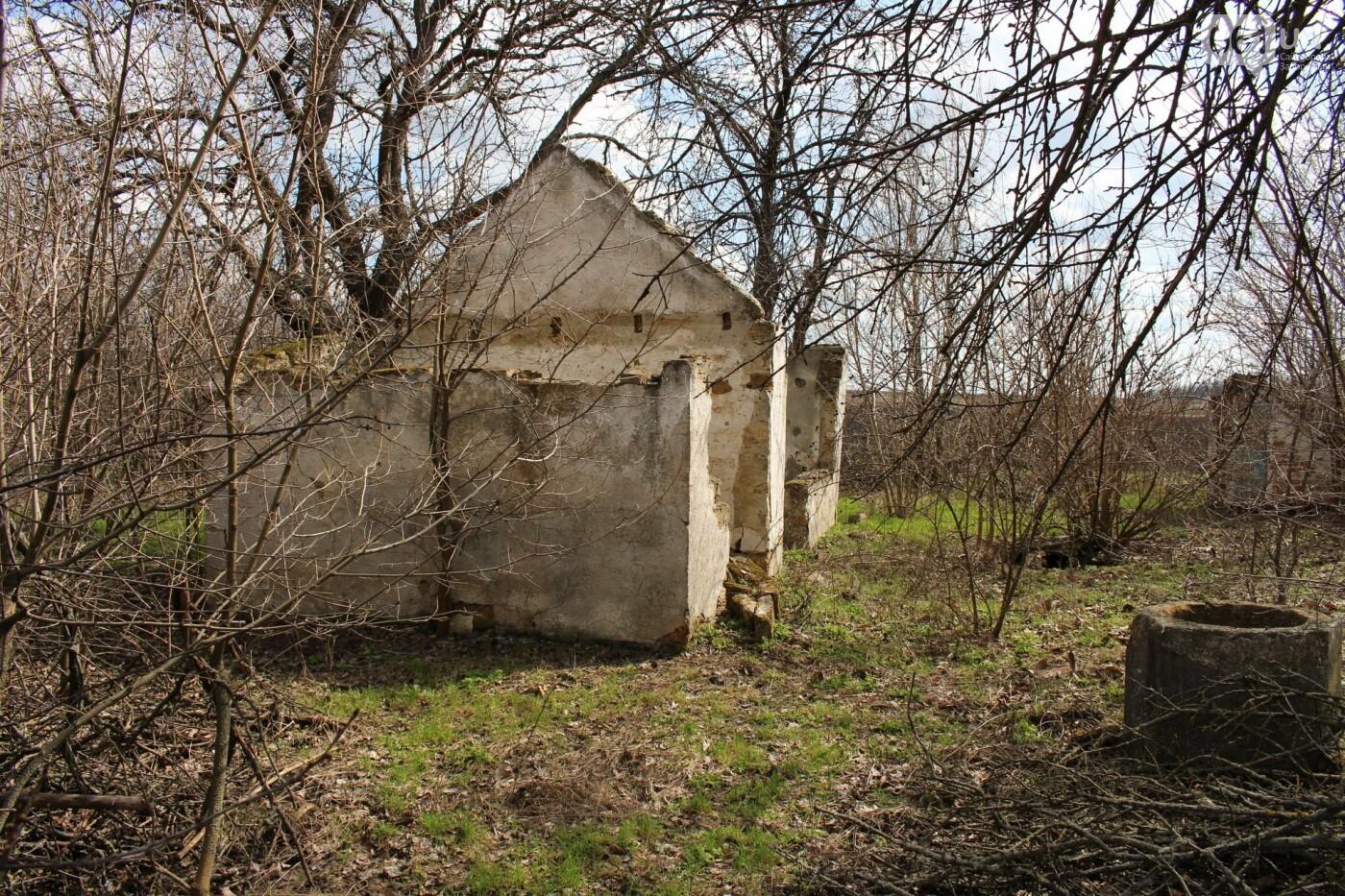В Запорожской области от села, которое основали богатые селяне на землях меннонитов, осталось всего два дома , фото-8