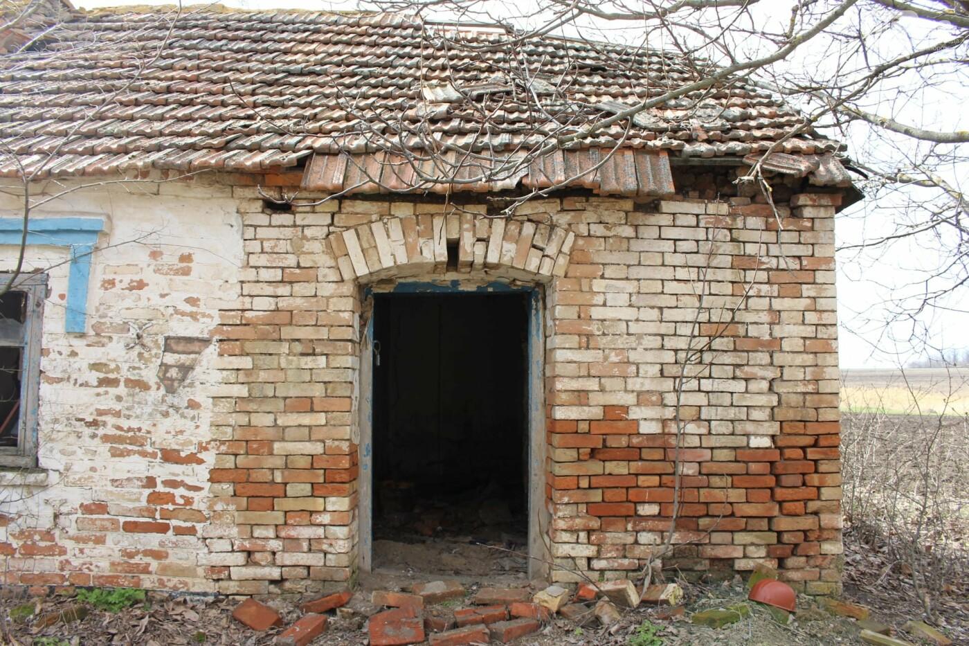 В Запорожской области от села, которое основали богатые селяне на землях меннонитов, осталось всего два дома , фото-9