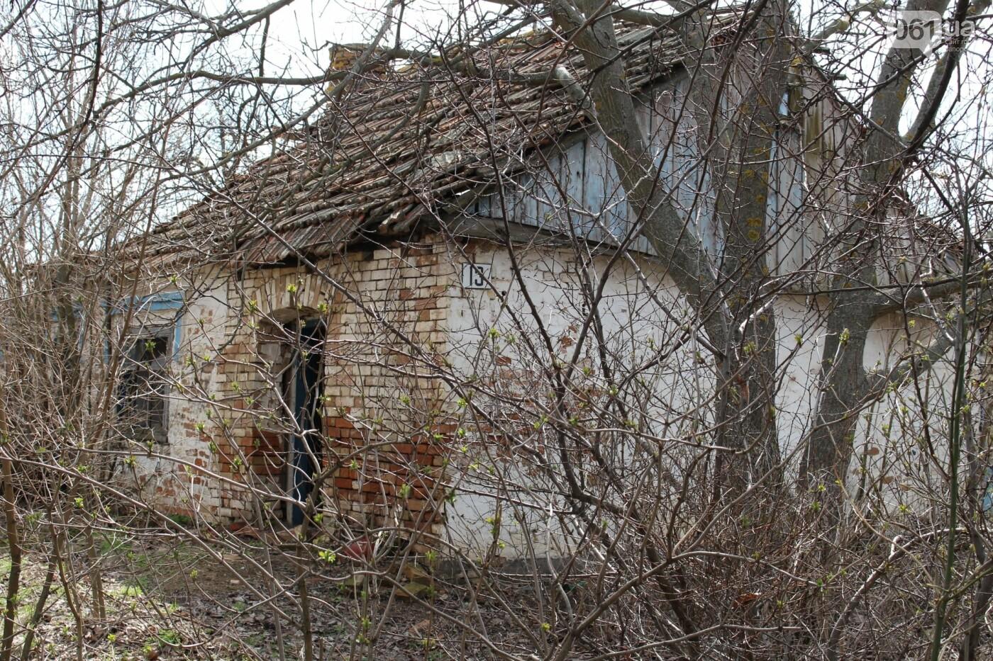 В Запорожской области от села, которое основали богатые селяне на землях меннонитов, осталось всего два дома , фото-7