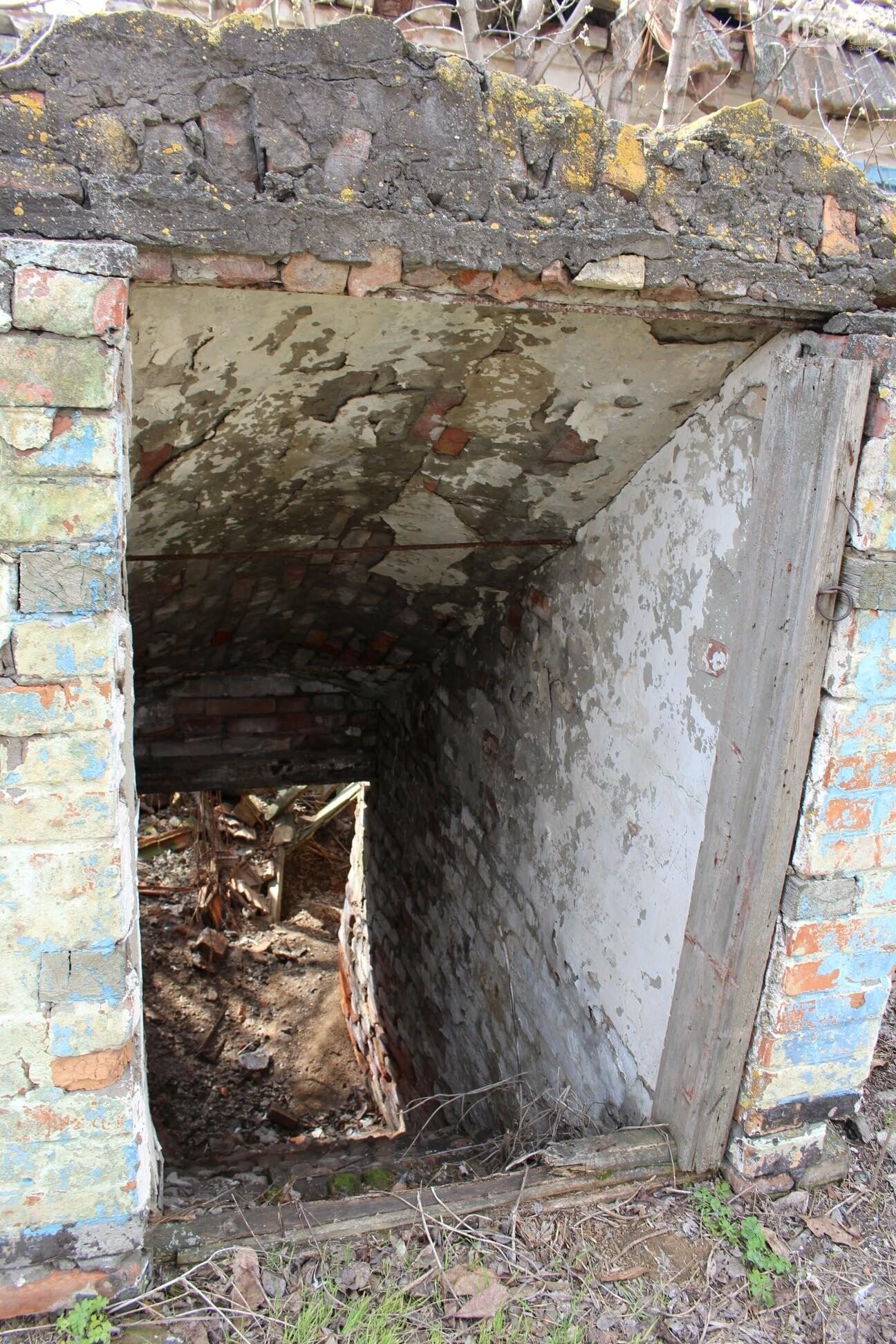 В Запорожской области от села, которое основали богатые селяне на землях меннонитов, осталось всего два дома , фото-13