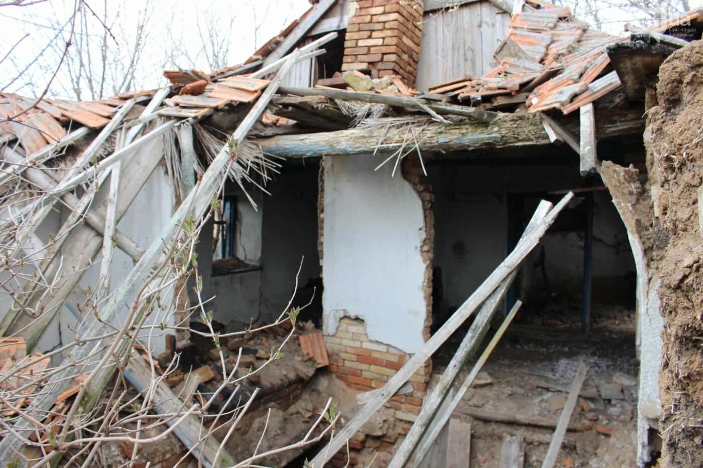 В Запорожской области от села, которое основали богатые селяне на землях меннонитов, осталось всего два дома , фото-15