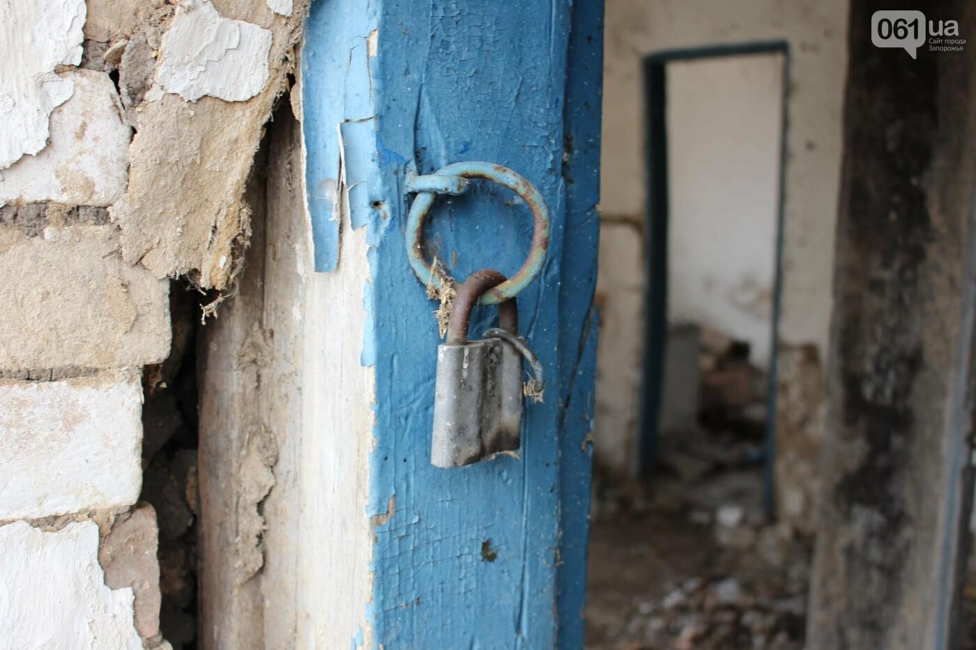 В Запорожской области от села, которое основали богатые селяне на землях меннонитов, осталось всего два дома , фото-12