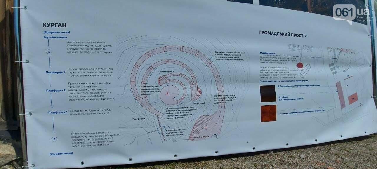 Министр культуры назвал сроки реконструкции кургана на Хортице - как будет выглядеть объект, - ФОТО, фото-16