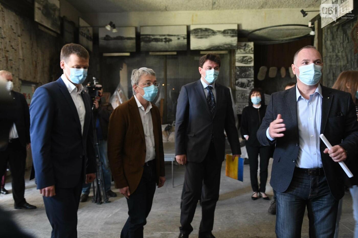 Министр культуры назвал сроки реконструкции кургана на Хортице - как будет выглядеть объект, - ФОТО, фото-2